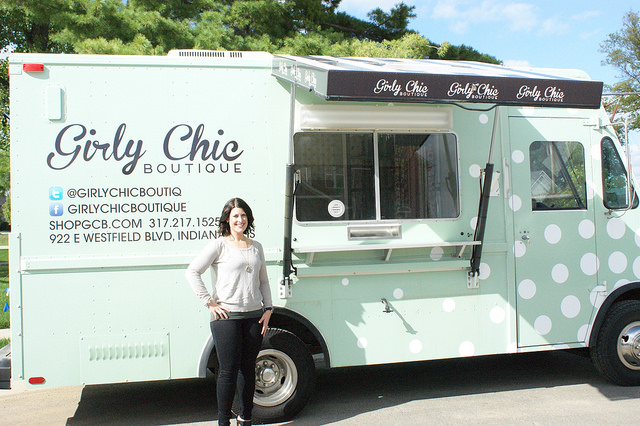 Girly chic boutique adds haute wheels broad ripple for Haute wheels